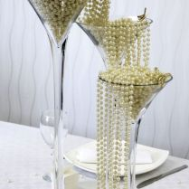 Marvellous Diamonds And Pearls Wedding Decorations 73 About