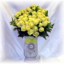 Marvellous Golden Wedding Flowers Ideas 50th Wedding Anniversary