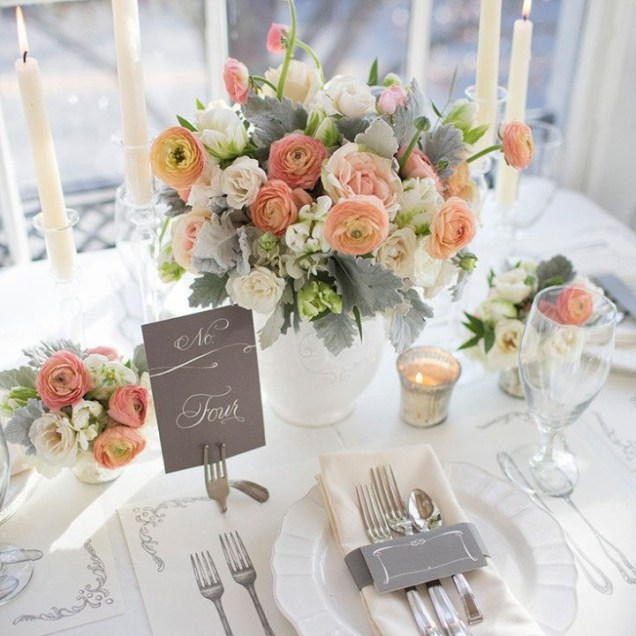 Marvellous Wedding Setting Ideas 20 Impressive Wedding Table