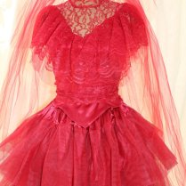 Maybe Find A Cheap Dress At Goodwill And Dye It, The Tulle Should