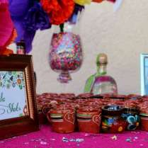 Mexican Fiesta Bridal Wedding Shower Party Ideas