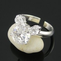 Mickey Mouse Wedding Rings Mickey Mouse Engagement Rings Rings