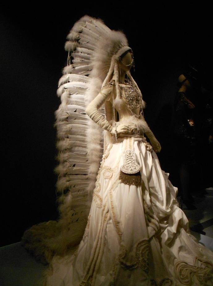 7206a077a3a Native American Wedding Dress