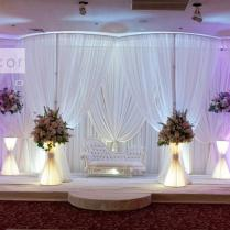 Outstanding Wedding Ceremony Stage Decorations 63 About Remodel