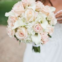 Pink And White Flowers For Weddings
