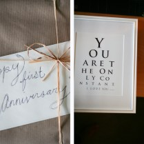 Spectacular 1 Year Wedding Anniversary Gifts B54 On Pictures