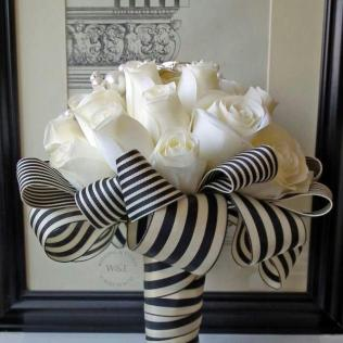 Striped Wedding