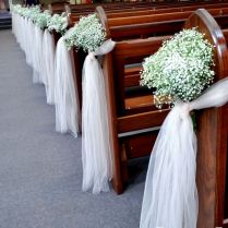 Surprising How To Use Tulle For Wedding Decorations 37 With