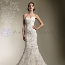 Sweetheart Mermaid Lace Wedding Dresses Pictures Ideas, Guide To
