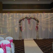 Terrific Decorate Lattice Backdrop Wedding 66 On Wedding
