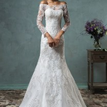 Top 100 Most Popular Wedding Dresses In 2015 Part 2 Sheath Fit