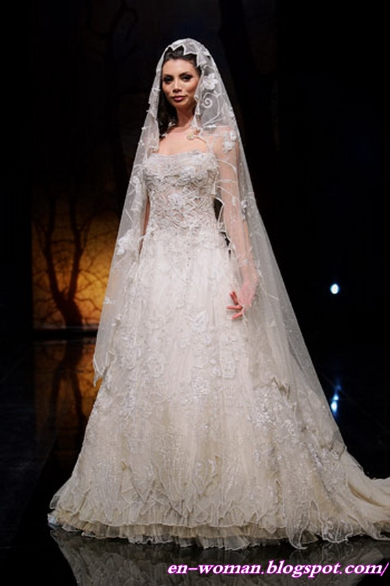 Italian Style Wedding Gowns