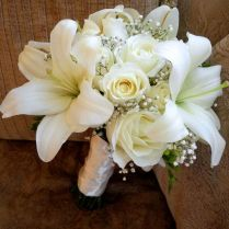 Wedding Bouquets With Lilies And Roses Download Wedding Bouquets