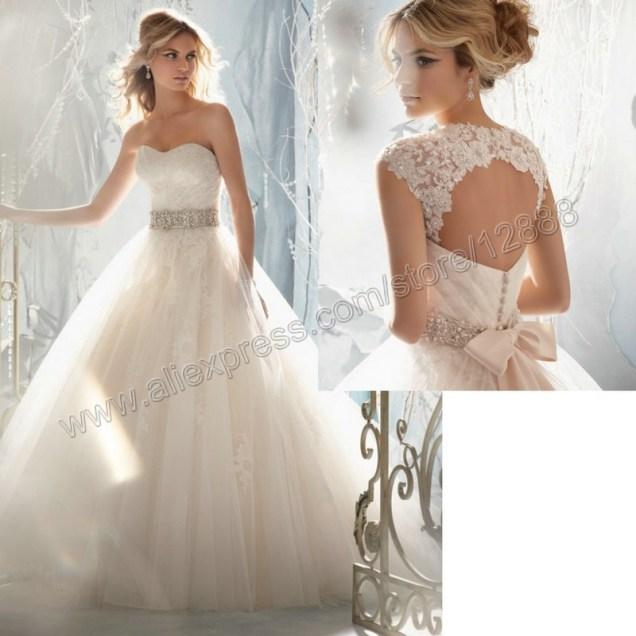 Wedding Dress Cap Sleeves Attachable – Fashion Dresses