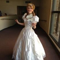 Wedding Dress Halloween Costume