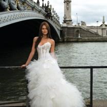 Wedding Dress With Corset