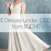 Wedding Dresses Under 500 Dollars – Watchfreak Women Fashions