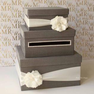 Wedding Gift Card Holder Best 25 Wedding Card Boxes Ideas On