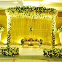 Wedding Stage Decoration Ernakulam Kochi (images With Pricing