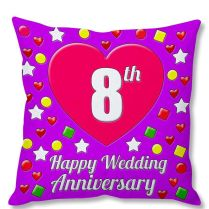 What To Buy For 8th Wedding Anniversary