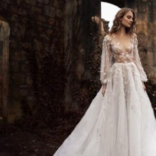 Whimsical Wedding Dress