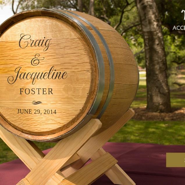 Wine Themed Wedding & Vineyard Theme Wedding