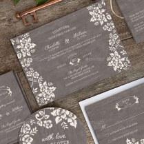 40 Best Wedding Invitation Psd Templates