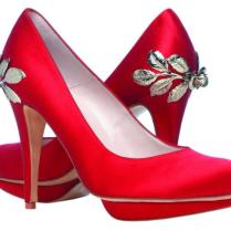40 Fabulous Red Shoes For Your Wedding
