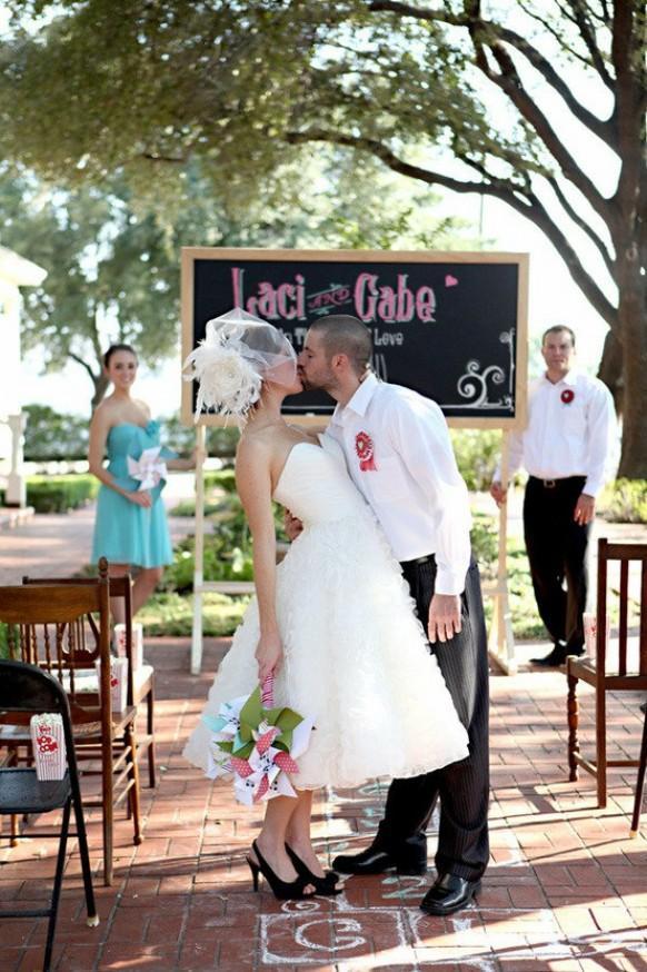 50s Themed Wedding Ideas