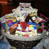Good Wedding Shower Gift Basket Ideas B81 On Pictures Collection