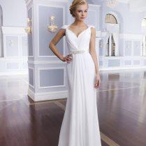 Greek Goddess Bridesmaid Dress