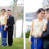 Laos Wedding Dresses