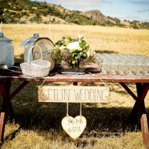 Outdoor Western Wedding Ideas Outdoor Western Themed Wedding