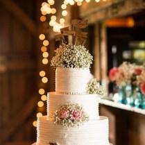 Rustic Western Wedding Cakes