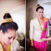 Traditional Lao Wedding » Jenny Thai Photography – Serving San