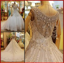 Yz New Arrival Ball Gown V