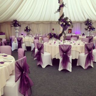 Wedding Seating Covers