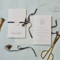 A Custom Wax Seal For Your Wedding Part One