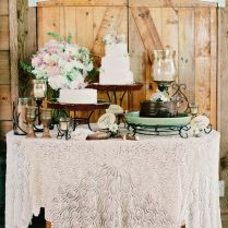 Vintage Wedding At Neverland Farms