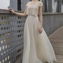 Editor's Picks 20 Edgy Lace Wedding Dresses 2488683