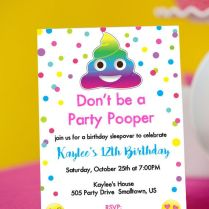 Omg!! Emoji Birthday Party Ideas For The Best Birthday Party Ever