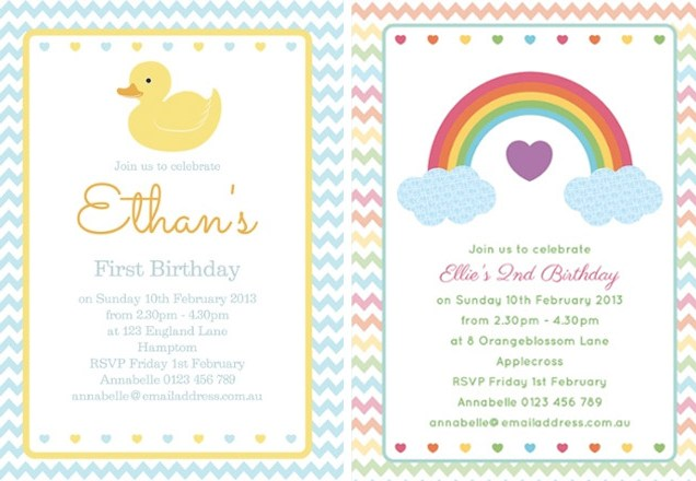 First Bithday Invitations Perfect Good Birthday Invitations