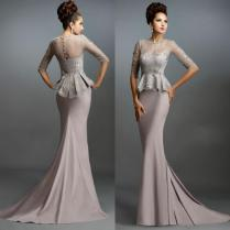 Hot Selling Mermaid Mother Of The Bride Dresses 2015 Janique Prom