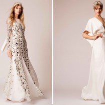 Wedding Dresses The Edgiest Fall 2016 Bridal Gowns