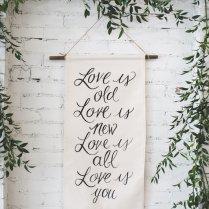 Vintage Green & White Wedding Ideas
