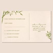 Best Photos Of Wedding Invitations Rsvp Examples