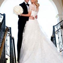 18 Best Celebrity Wedding Dresses Of All Time