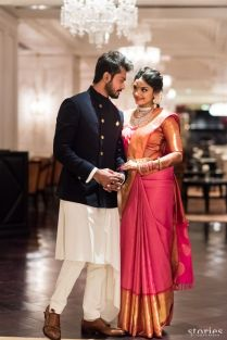 From Friends To Forever! The Engagement Story Of Janani And Harish