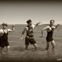 Emily's Vintage Visions 1920s Beach Party!