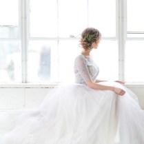 Ethereal, Romantic Wedding Dresses From Elizabeth Mackenzie